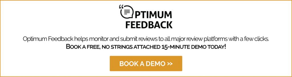 Optimum Feedback Free Demo